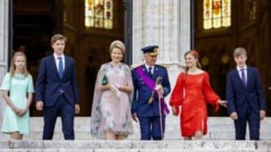 الملك فيليب والملكة ماتيلد سيدفعون 144 ألف يورو لدراسة أبنائهم