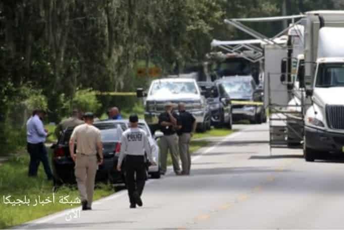 رجل يرتدي ملابس واقية يقتل أربعة أشخاص في فلوريدا