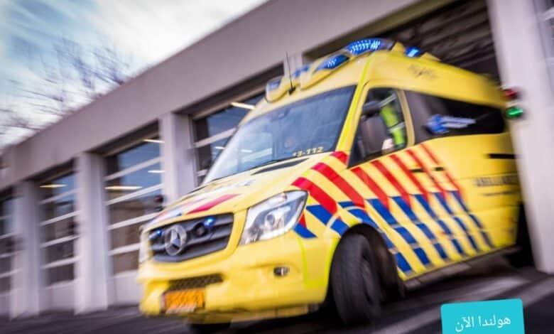 هولندا مباشر.. مصرع امرأة كانت تجر عربة أطفال في الشارع