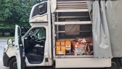 سائق يكتشف كمية كبيرة من الهيروين خلال ذهابه من بلجيكا إلى ألمانيا