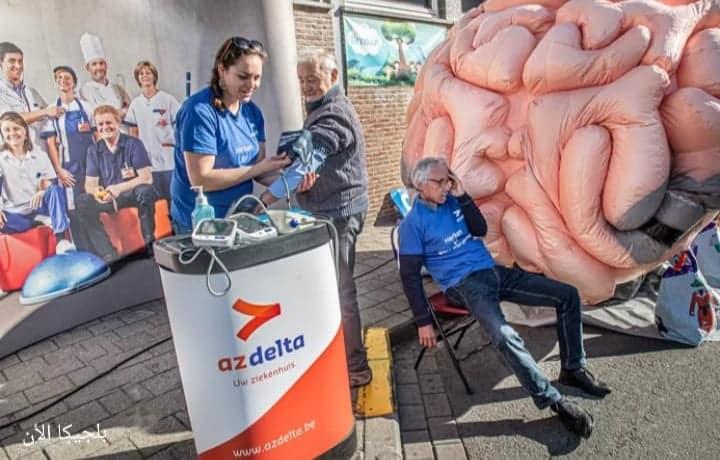 يصاب 60 شخص في بلجيكا كل يوم بسكتة دماغية فما هي أعراضها ؟