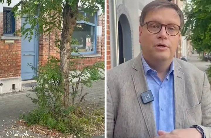 اكتشف العمدة السابق لبلدية أندرلخت في العاصمة البلجيكية بروكسل