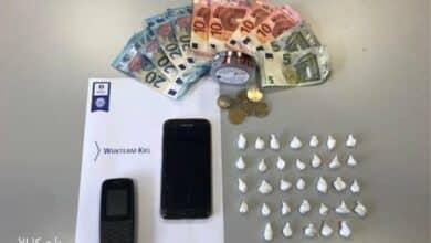 إلقاء القبض على مهاجر غير شرعي في بلجيكا بسبب تجارة الكوكايين