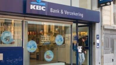 اختيار تطبيق بنك KBC في بلجيكا كأفضل تطبيق بنك في العالم