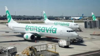 شركة ترانسافيا الهولندية تبحث في تسيير رحلات جوية من مطار بروكسل