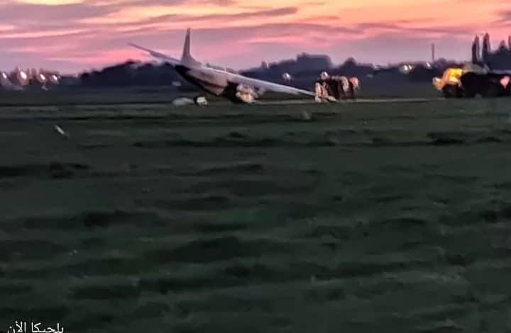 الأخبار البلجيكية.. سقوط طائرة في بلجيكا