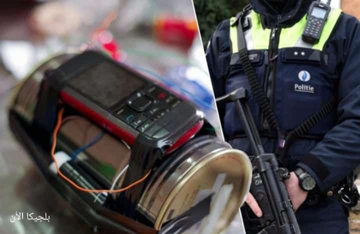 الشرطة البلجيكية تعتقل فلسطينيان في روسيلارى