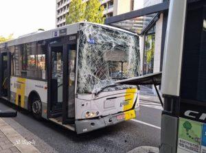 بلجيكا.. تسعة جرحى في حادث اصطدام حافلتين