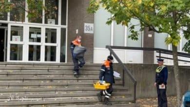 محكمة الاستئناف في مدينة أنتويرب تستلم بريد فيه بودرة خطيرة