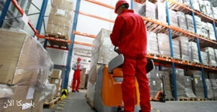 ما هي رواتب العمل في قطاع الخدمات اللوجستية في بلجيكا