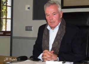 رئيس بلدية بري السابق غابرييل
