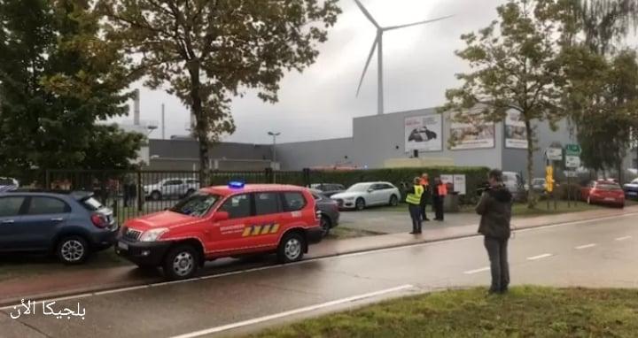 وفاة شاب إثر انفجار في مصنع في بلجيكا