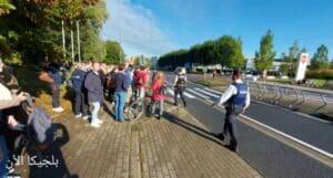 إغلاق جامعة كورتريك بعد إبلاغ الشرطة عن وجود رجل مسلح