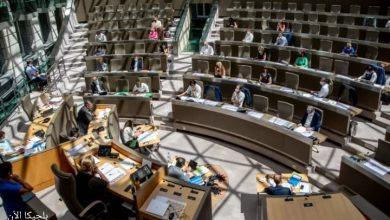 البرلمان البلجيكي يقرر خفض الأجور بنسبة 5 في المائة