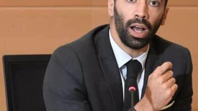 وزير اللجوء والهجرة في بلجيكا سامي مهدي