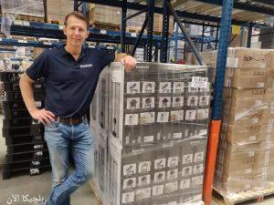 مدير مصنع في مدينة بلت يبحث عن 70 عامل