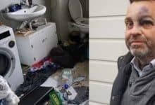 شجار بين مالك شقة ومستأجر في بلجيكا بسبب عدم دفع الإيجار والإهمال