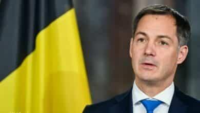 """رئيس الوزراء البلجيكي ألكسندر دي كرو: """"سيتم الإلتزام بقناع الفم مرة أخرى"""""""
